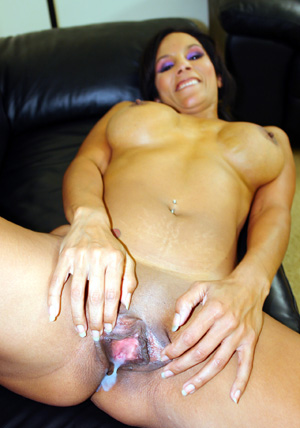 Big boobs milf creampie